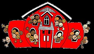 Okapilco School Clip art Image Color