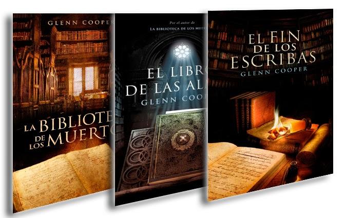 novelas glenn cooper