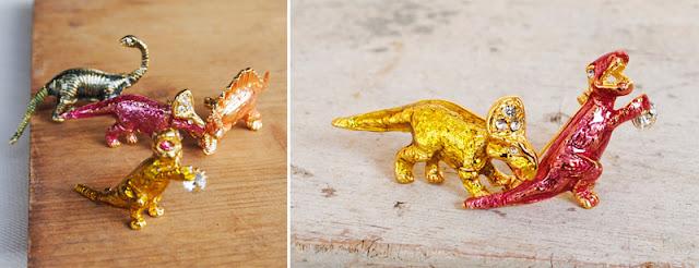 vintage dinosaur accessories