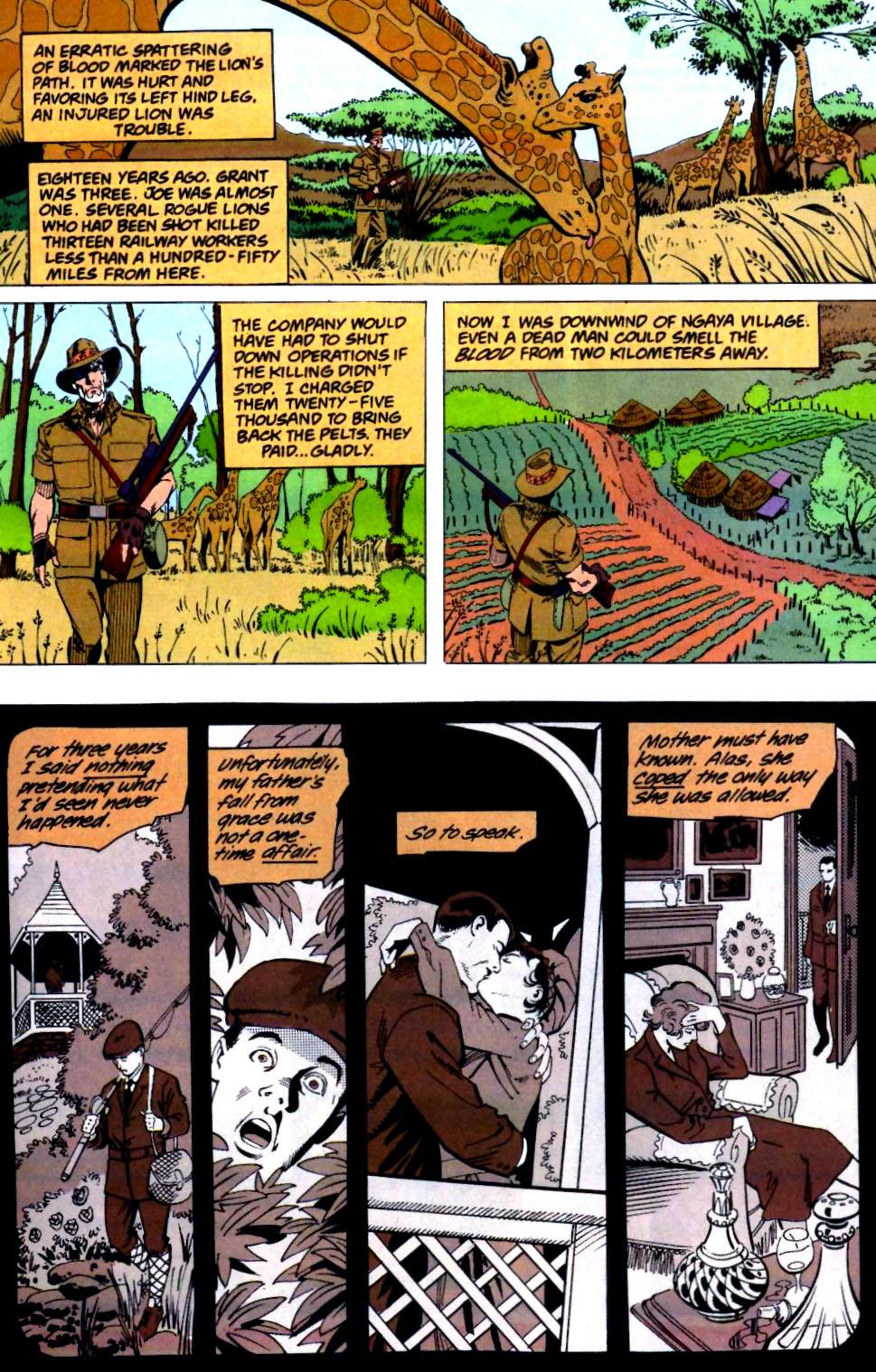 Deathstroke (1991) Issue #26 #31 - English 12