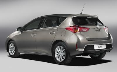 Toyota Auris 2013 fotografie de exterior