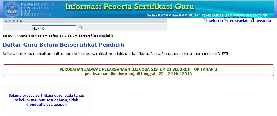 sertifikasi guru 2014 sertifikasi jabatan guru 2014 sertifikasi ...