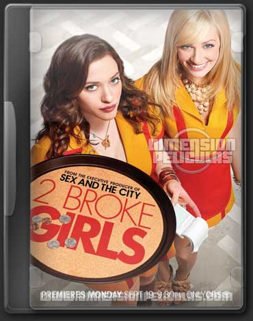 2 Broke Girls (Temporada 2 HDTV Ingles Subtitulada)
