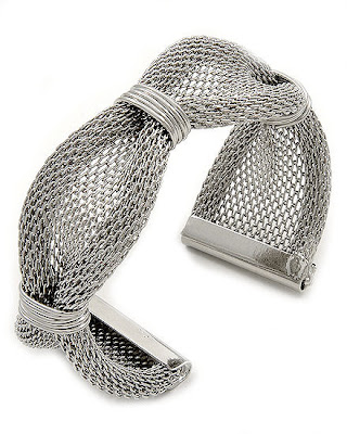 metal mesh bracelet