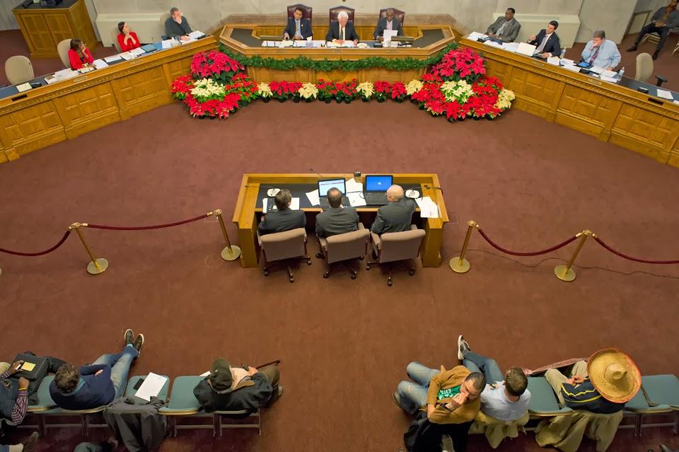 Cincinnati City Council; City Hall; Streetcar; Politics