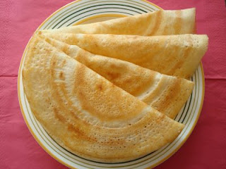 Bread Dosai Recipe