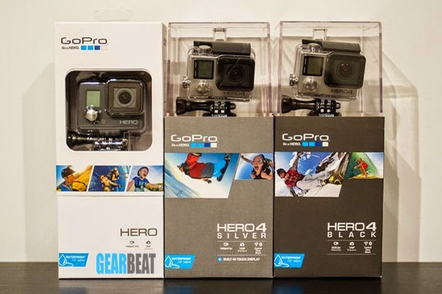 Review GoPro Hero4 Black | GoPro Hero4 Black