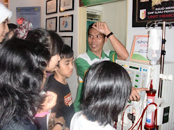 Event di Stand TUBA saat Lampung Fair  juli 2010