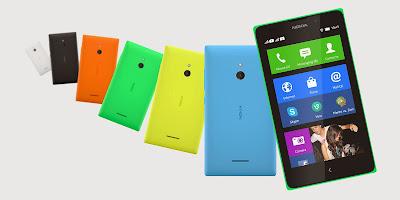 gambar Nokia XL