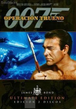 descargar 007 Operacion Trueno en Español Latino