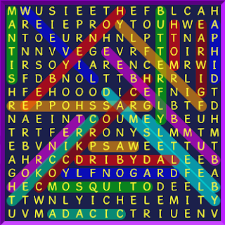 Binweevils Wordsearch Answers Insects