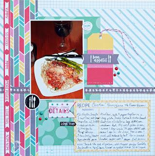bon appetit layout featuring elles studio