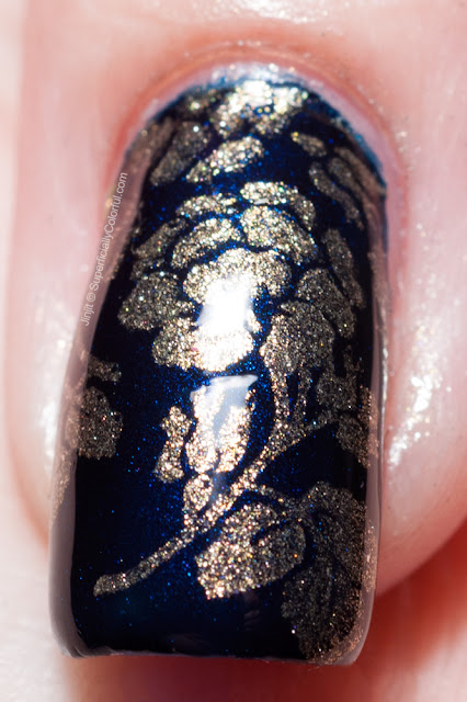 The Nail Junkie Fairy Tale Collection - Wizard
