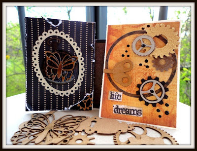 #chipboard #Gina's Designs