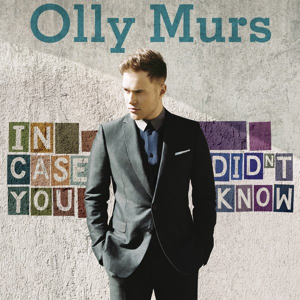 Olly Murs In Case You Didn't Know US Version