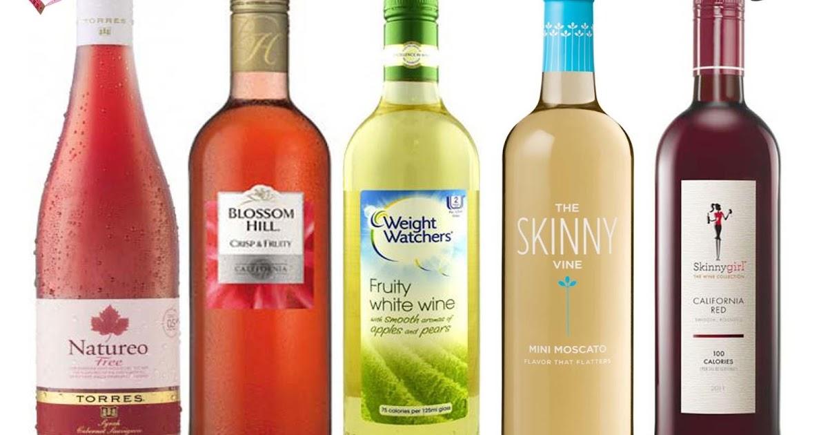 10 Vinos bajos en calorías