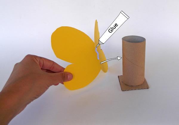 πώς να φτιάξω μολυβοθήκη, μολυβοθήκη από χαρτί, χειροτεχνίες για το σχολείο,