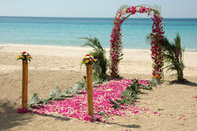 Beautiful Beach Wedding Decoration Ideas