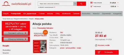 http://www.swiatksiazki.pl/ksiazki/afazja-polska-przemyslaw-dakowicz-4511519/