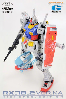 RX-78-2 Gundam Ver.Ka High Spec.Ver.