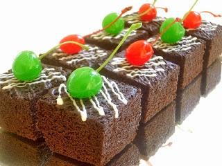Resep cara membuat Kue Brownies Kukus Sederhana