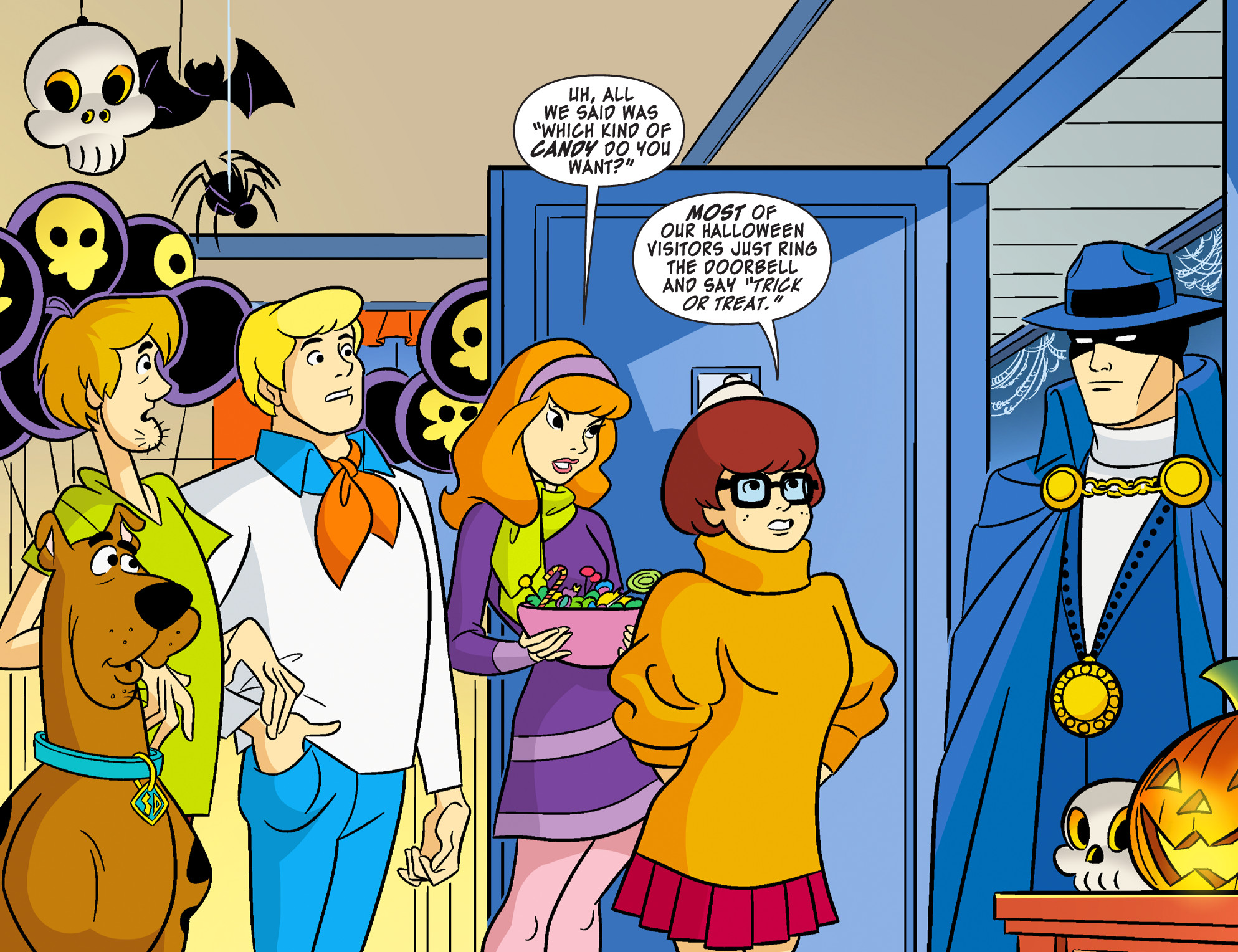 Read online Scooby-Doo! Team-Up comic -  Issue #25 - 5