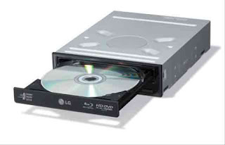 Gambar komponen Komputer (optical disc drive)