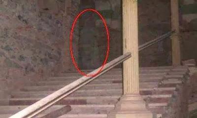 Ghost of Disebal hotel
