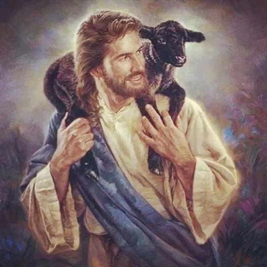 O único pastor que eu reconheço.