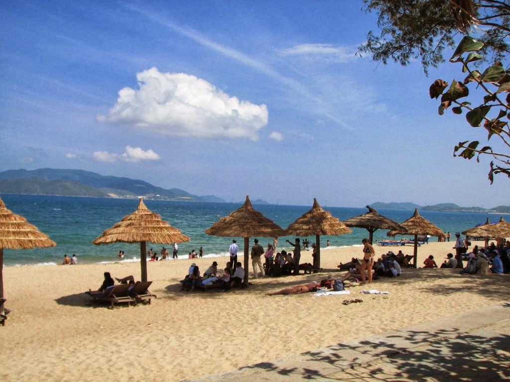 Cua Lo Beach Vietnam  city pictures gallery : Cua Lo Beach Nghe An | Vietnam places | Vietnam travel | Vietnam ...