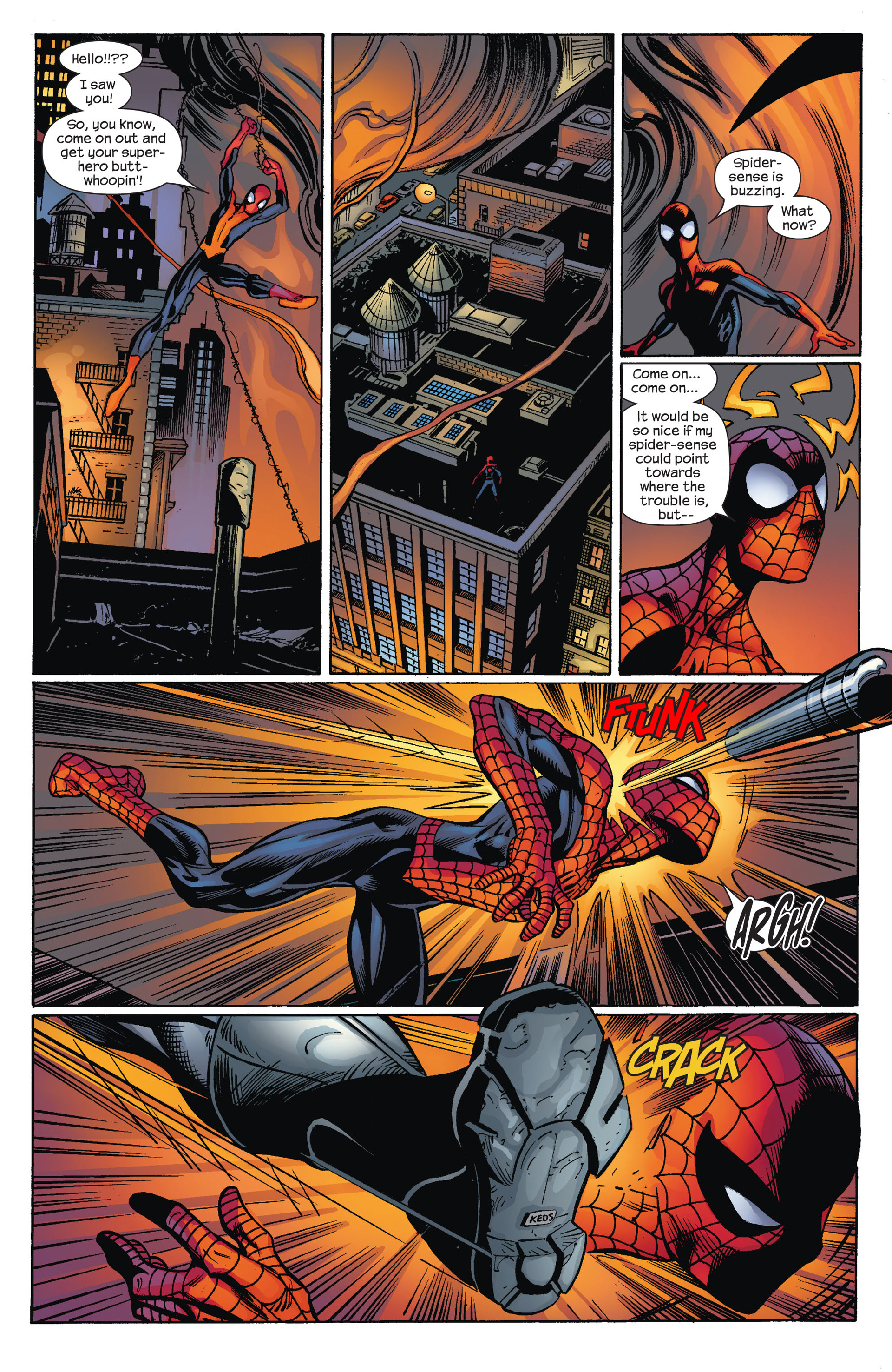Ultimate Spider-Man (2000) Issue #79 #83 - English 21
