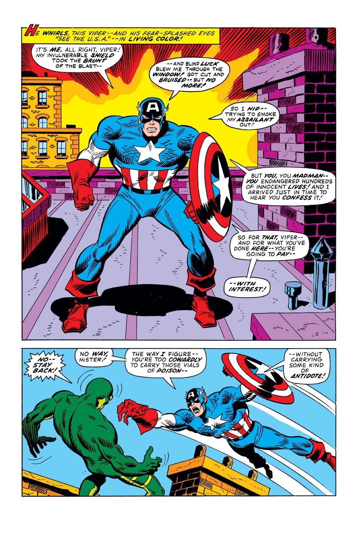 Captain America (1968) Issue #157 #71 - English 18