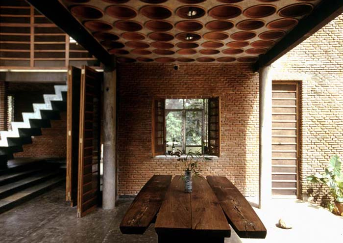 House in Auroville, India