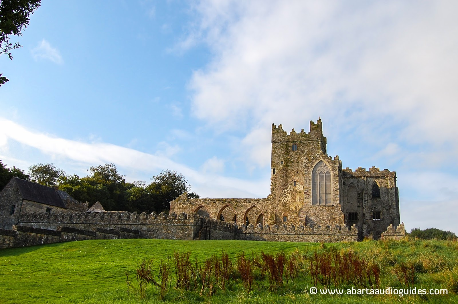Time Travel Ireland Tintern Abbey County Wexford