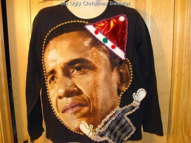 The ugliest Christmas Sweaters