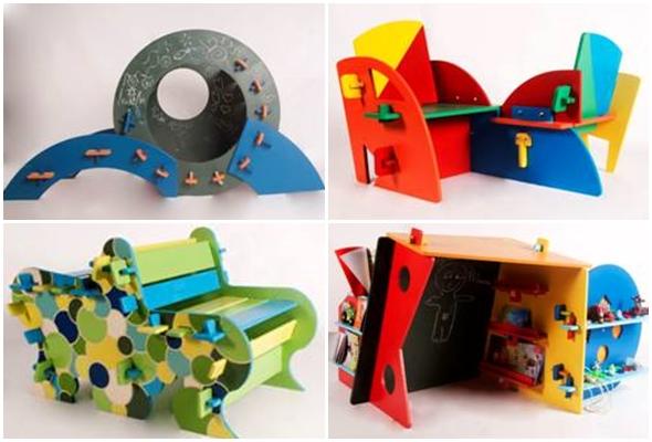 Criando crian as mobili rio criado especialmente para for Mobiliario infantil montevideo