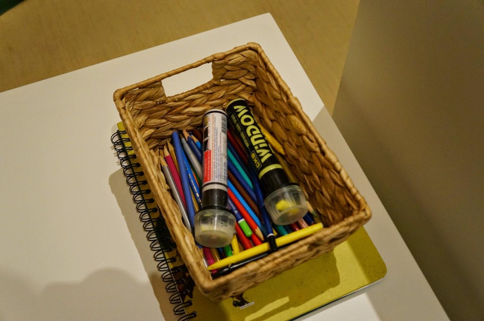 """Ambiente """"Quarto do menino"""" - Denise Monteiro - canetas para escrever na lousa - Casa Cor SP 2014"""