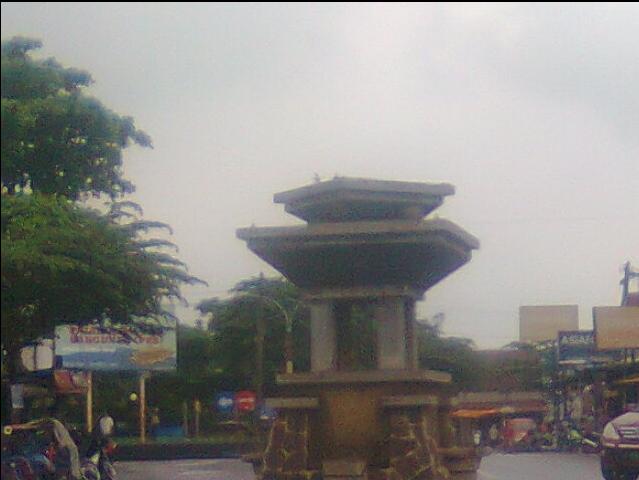 """Mau Kemanakah perginya """"Tugu nGemping"""" ikon kota Kecamatan Limpung"""