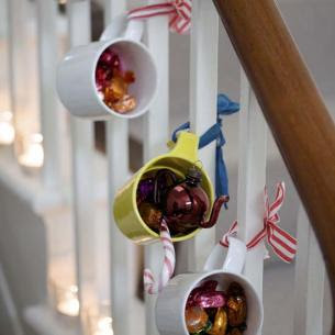 Decor4u: Christmas Decoration Ideas, Christmas Table Decorations ...