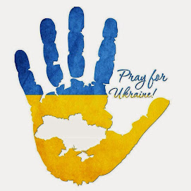 PRAYING FOR UKRAINE
