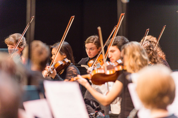 Tonight! Keweenaw Symphony Orchestra free recital Thursday, Nov. 15