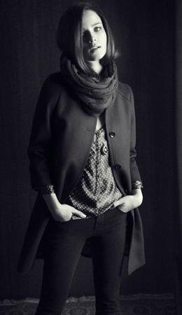 abrigos mujer Massimo Dutti