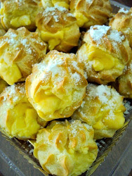 UntukTempahan : Cream Puff