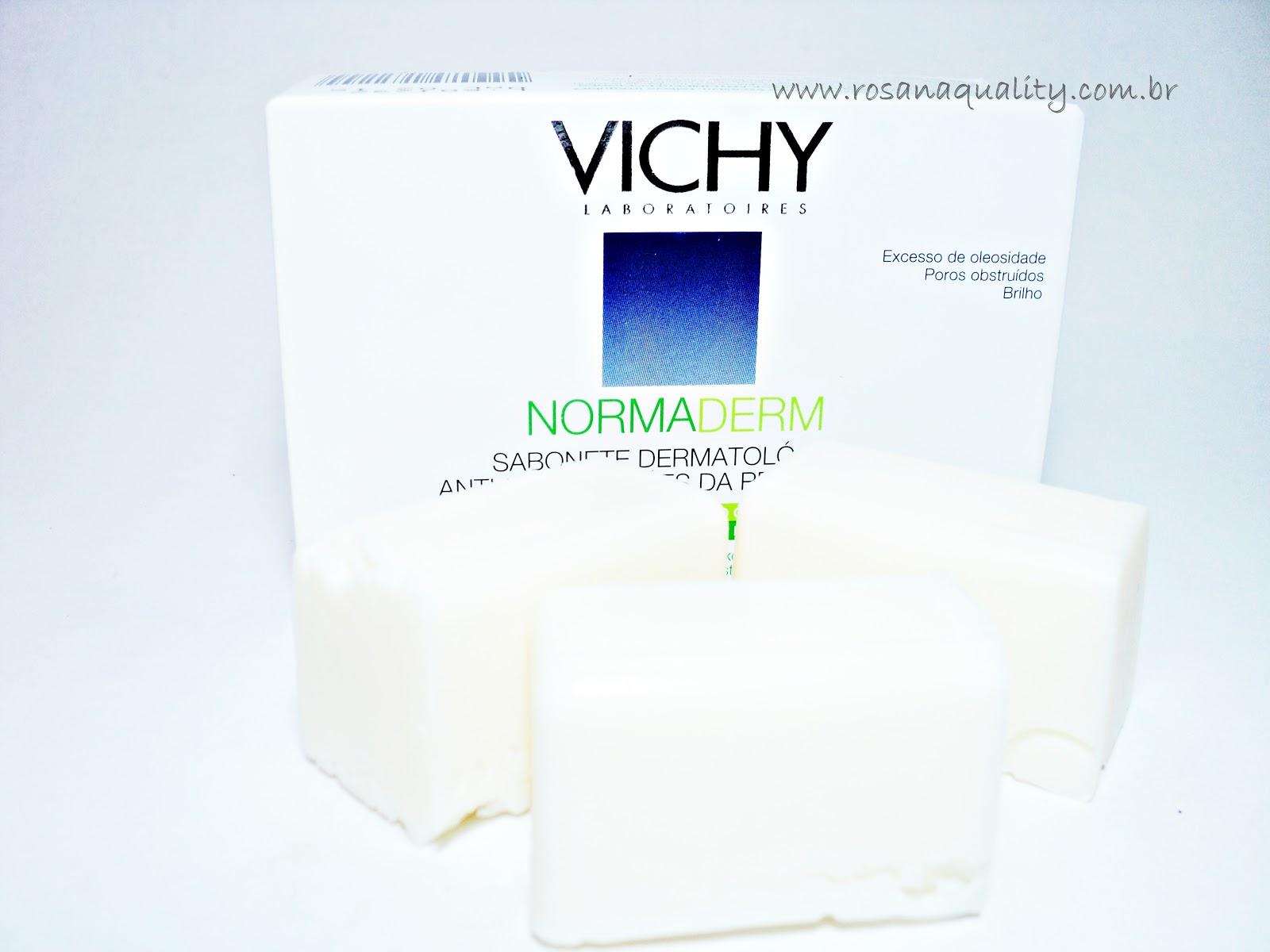 Sabonete Vichy NormaDerm