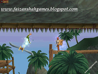 Peter pan adventure in neverland game