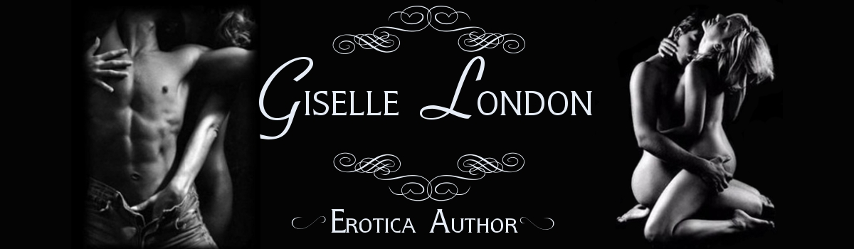 Giselle London, Erotica Author