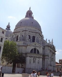 Basilica della Salute en Venecia. Basilicas de Venecia. Iglesias de Italia. Iglesias de Venecia. Iglesias por el mundo. Iglesias del mundo