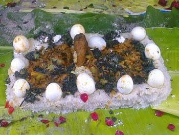 Food of Tamil God someone!
