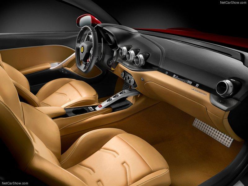 Ferrari F12 Berlinetta. | ACTUALIDAD MOTOR