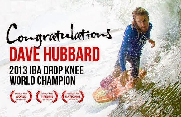 DAVE HUBBARD CAMPEON MUNDIAL DK 2013